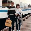 Mark & Kellie Pedersen - Donna's 1st NSP Convention - Seattle, WA - Aug. 12-16, 1987