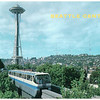 Seattle Center - Donna's 1st NSP Convention - Seattle, WA - Aug. 12-16, 1987