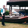 Randal at Wooden Boat - Maritime Heritage Center - Center For Wooden Boats - Seattle, WA  5-29-98