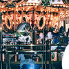 Carousel at Waterfront Area - Seattle, WA  5-29-98
