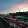 20160929.  Balmer Train Yard, Interbay district, Seattle WA.  Photo from W. Dravus Street Bridge.
