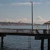 20160910.  Public fishing pier along Elliott Bay Trail, Seattle WA.