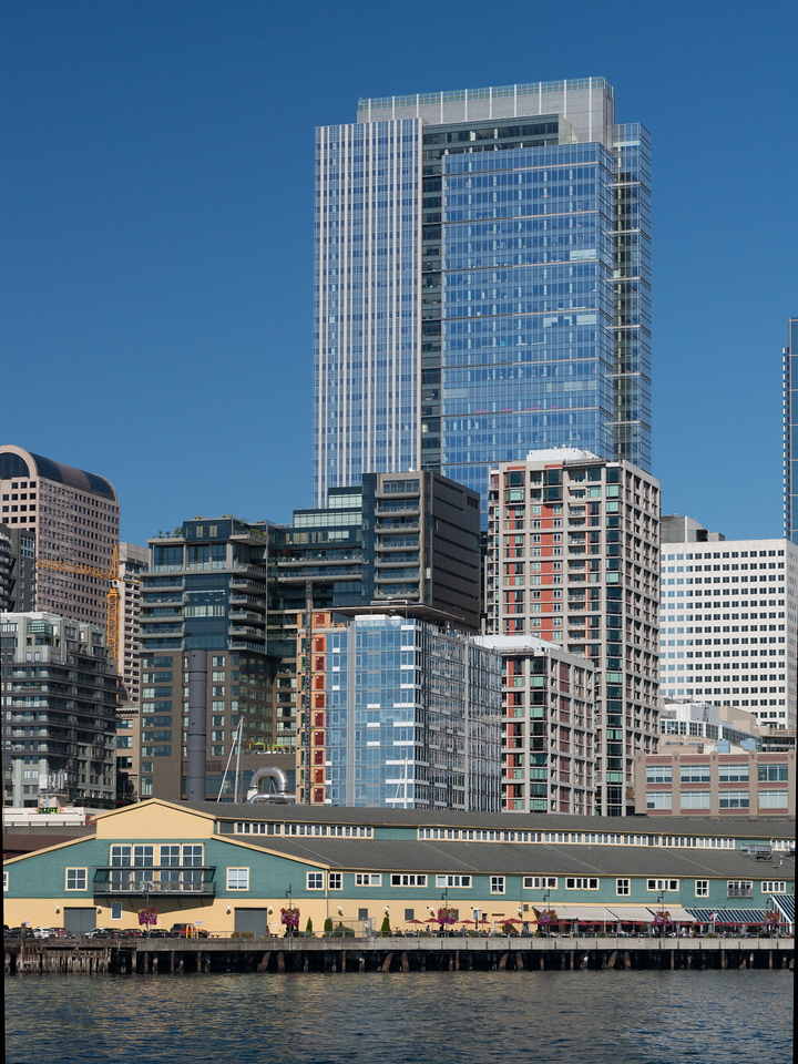 20160910.  Russell Investments Center, Seattle WA.