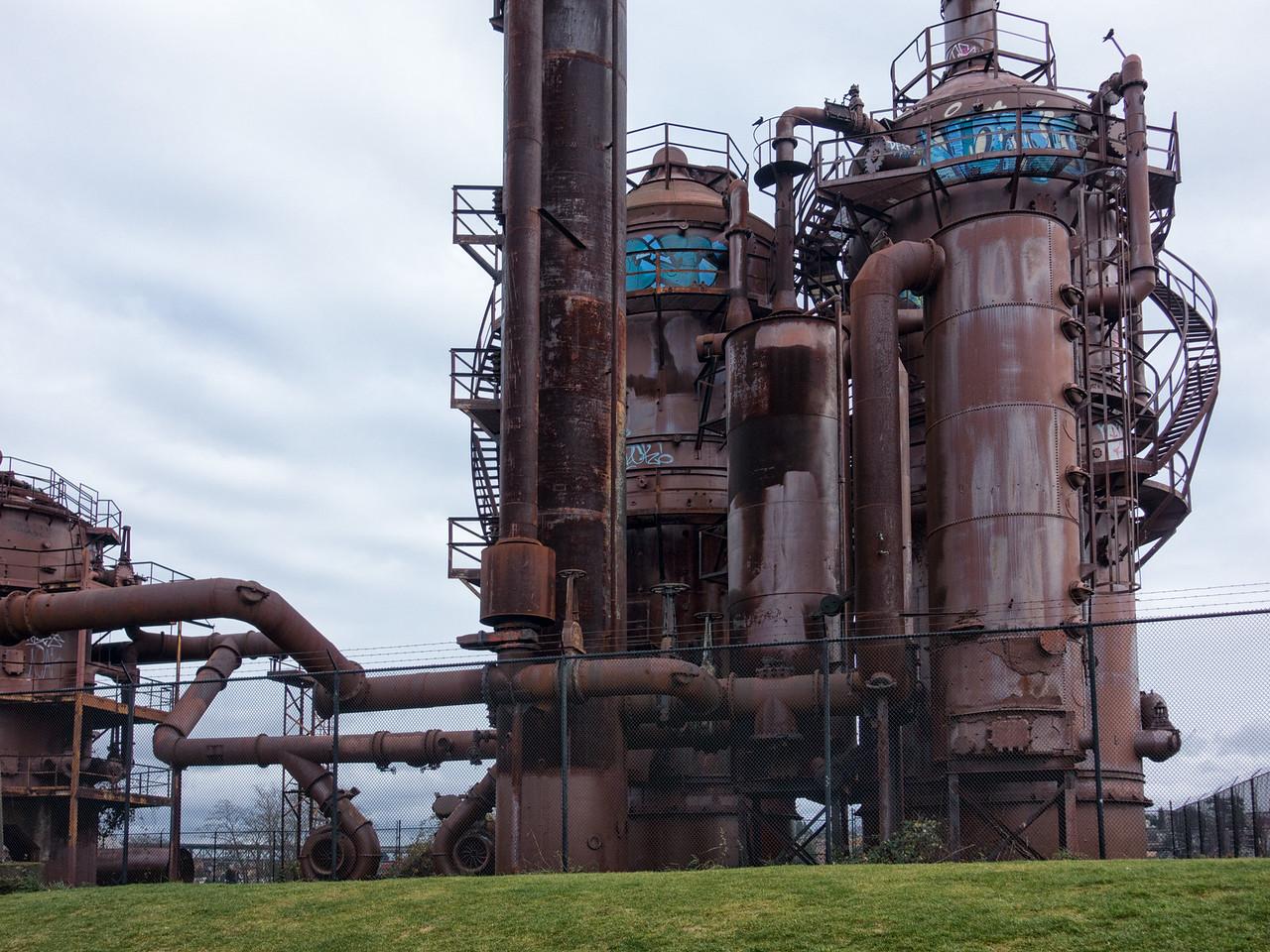 20151220.  Gas Works Park, Seattle, WA.