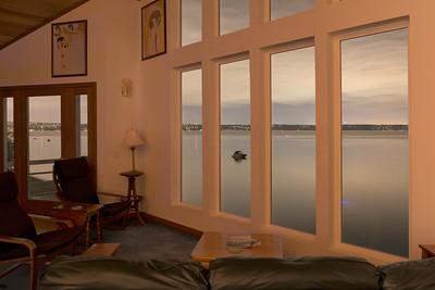 20150816.  Home on Puget Sound southwest of Dolphin Point, Vashon Island, WA.