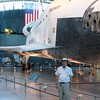 RST and Space Shuttle - Discovery