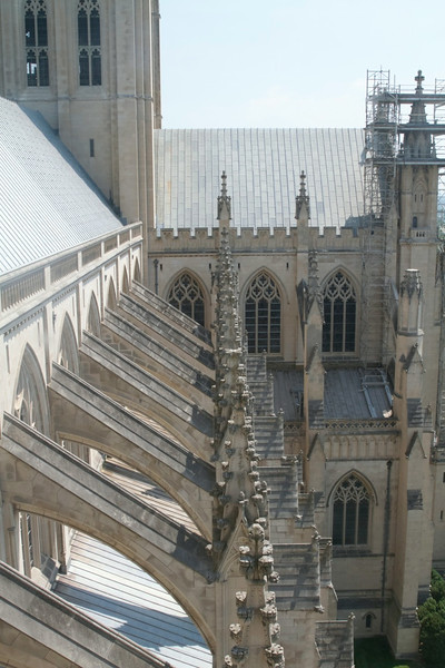 Note the flying buttresses.