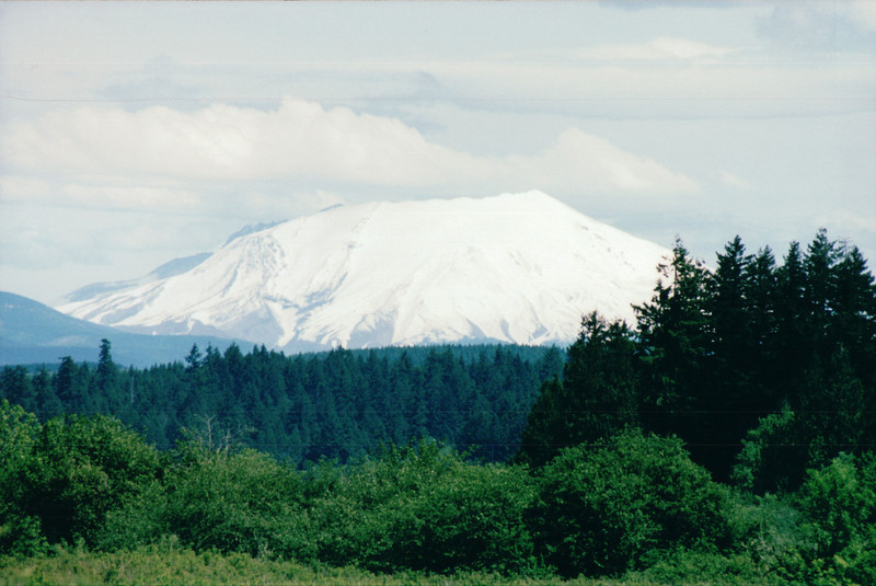 Mt. St. Helens - Castle Rock, WA - May 1998