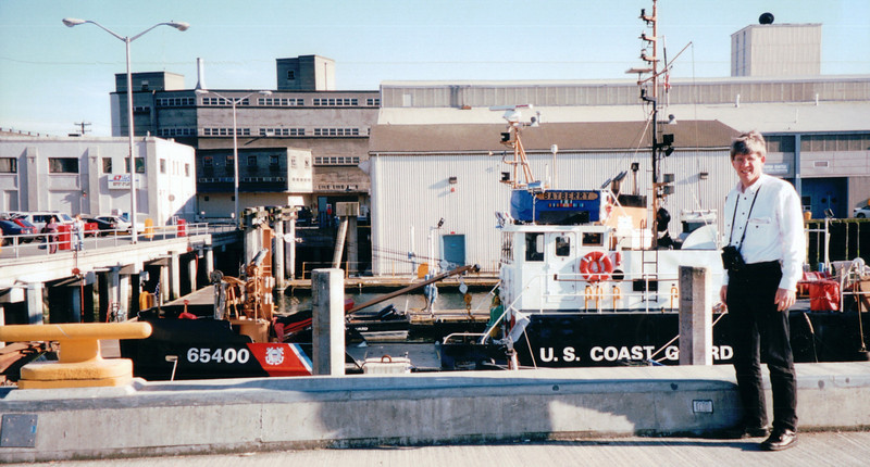 Puget Sound Vessel Traffic Service <br /> At Pier 36, this service provides 24-hour traffic information for vessels operating on Puget Sound and the Strait of Juan de Fuca.