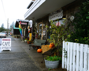 Ilwaco, Washington Travel Photography - USA