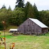 Old Barn - Washington Travel Photography - USA