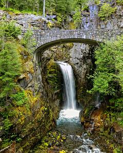 Christine Falls, Rainier NP