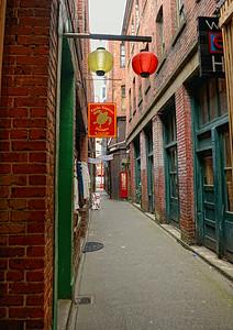 Chinatown, Victoria, BC