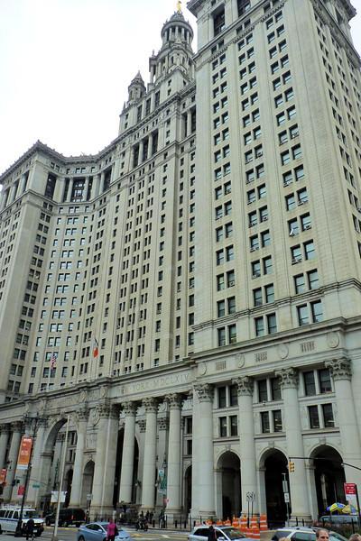 NY County Courthouse