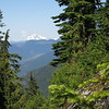Glacier Peak again, my favorite of the Cascade volcanoes.