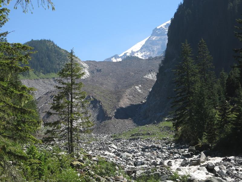 The Carbon Glacier.