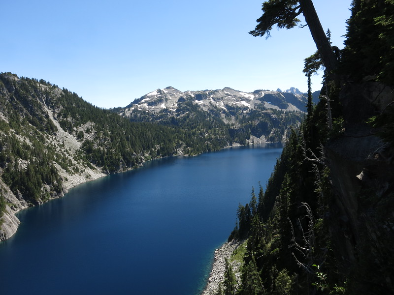 Angeline Lake.