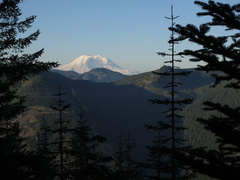 More Mt. Rainier.