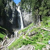 We continued on to Upper Comet Falls, a short distance further.