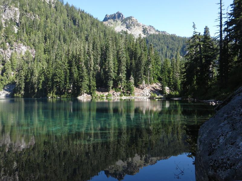 Lake Malachite.