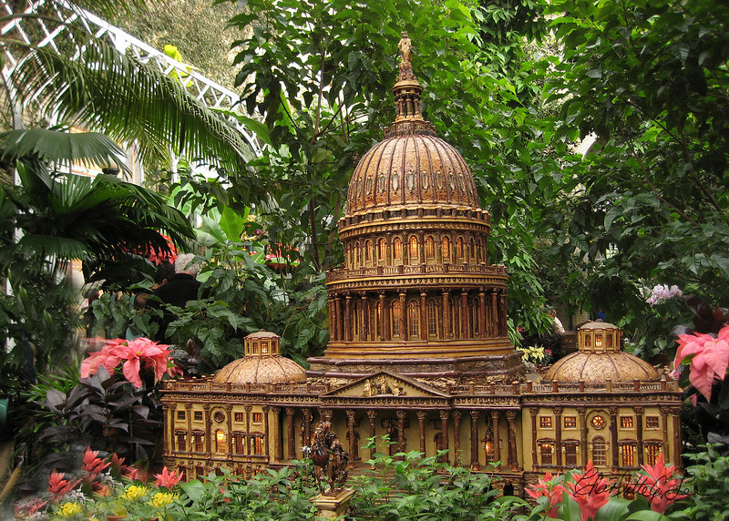 Replica of Capitol