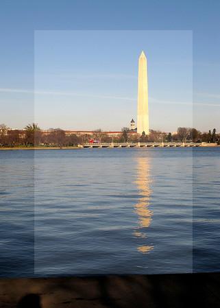 Washington Monument & George Washington Masonic Memorial