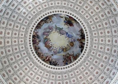 U. S. Capitol Rotunda