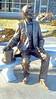 Lincoln statue, Gettysburg PA