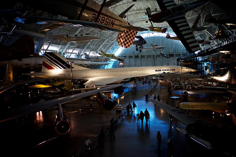 Air and Space Museum, VA