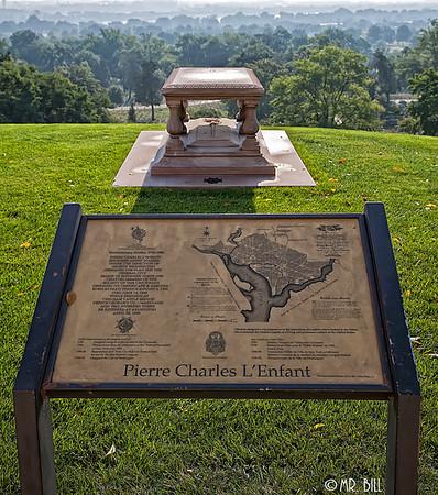 Pierre Charles L'Enfant gravesite