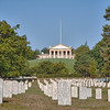 Arlington House in Arlington National Cemetery