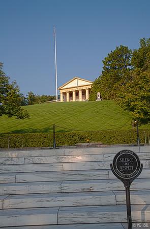 Arlington House in Arlington National Cemetery