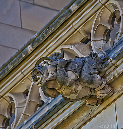 Gargoyle on National Cathedral