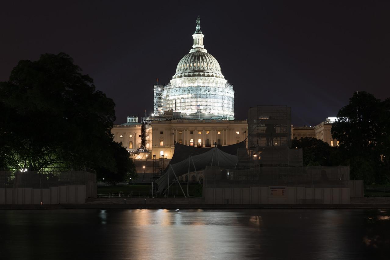 US Capitol Building - Washington, D.C.