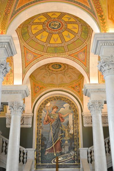 Library of Congress - Washington, DC