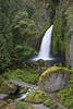 Wahclella Falls -  Height: 130 ft.