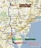 California, MD to 701 N Franklin St, Watkins Glen, NY 14891 - Google Maps