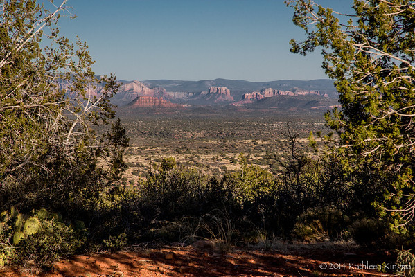 2014-05-04 Robber's Roost near Sedona