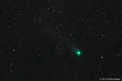 Lovejoy was just barely a naked eye comet.