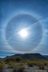Sunbow over KOFA