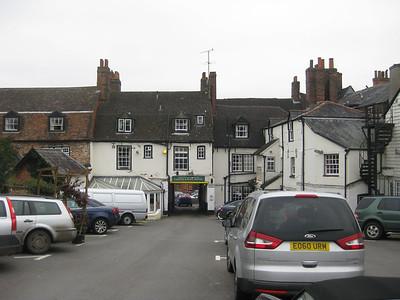 Weekend Away - Lacock & Salisbury