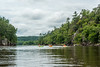 St. Croix River, Taylors Falls to Osceola.<br /> August 12, 2016