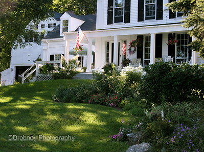 The Flying Cloud B&B in Newcastle, Maine...a fabulous place if you're ever in the area.