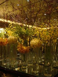 Sofitel flowers