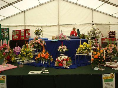 Glamorgan show 2005, Margam Park