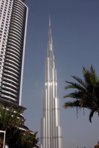 Burj Dubai, UAE