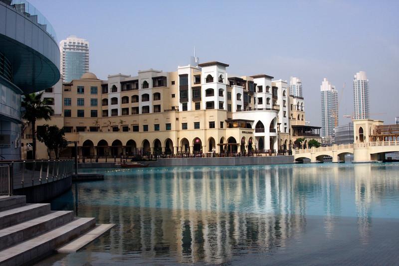 Shopping Mall at Burj Dubai, UAE