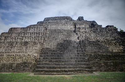Costa Maya Mexico Mayan Ruins
