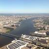 Philadelphia and Camden with Walt Whitman Bridge