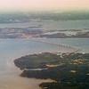 Chesapeake Bay Bridge and Kent Island